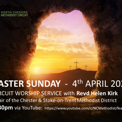 Circuit Easter Service 21