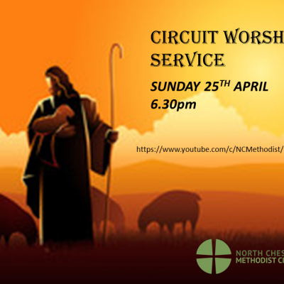 Circuit Worship 25 Apr 21