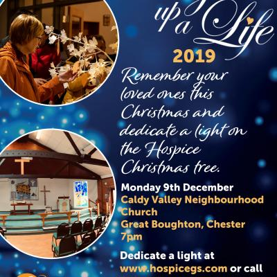 Light up a Life - Caldy Valley