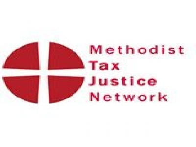 Methodist Tax Justice logo