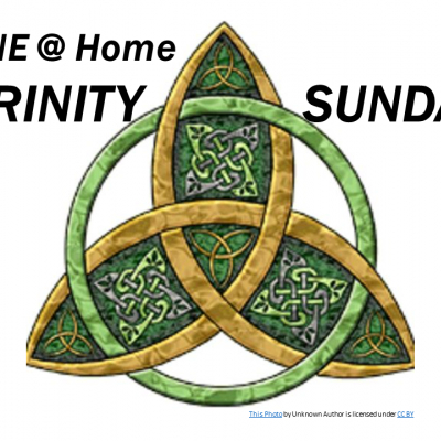 VINE AT HOME 7th June 2020 TRINITY SUNDAY