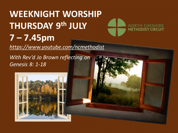 WEEKNIGHT WORSHIP 9 July
