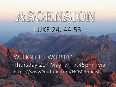 Weeknight Worship Ascension